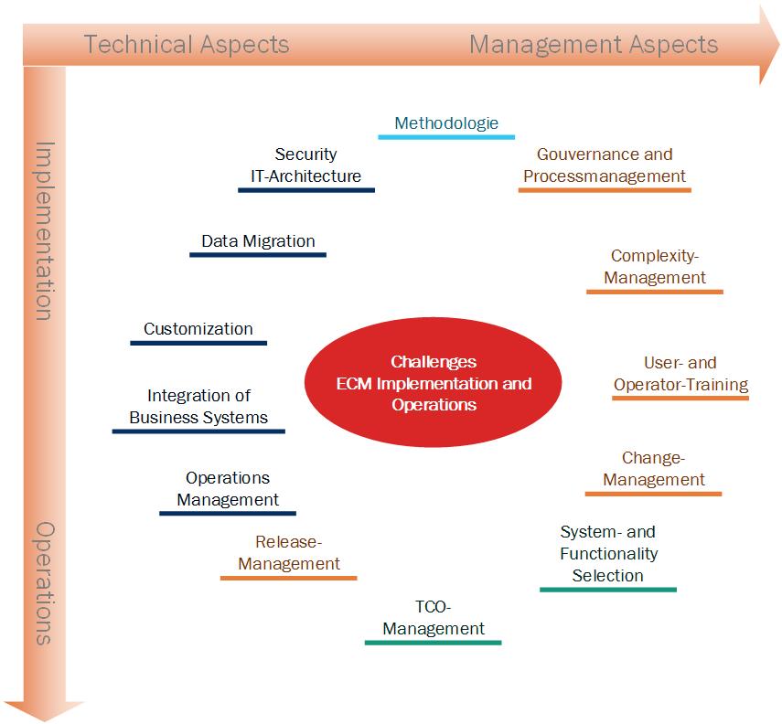ECM Implementation Challenges
